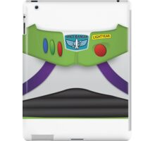 Buzz Lightyear Chest - Toy Story iPad Case/Skin