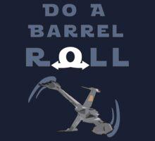 Barrel Roll B-Wing Kids Clothes