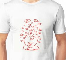 Time to meditate Unisex T-Shirt