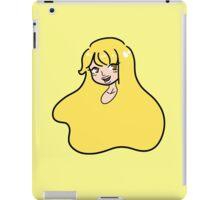 Blonde Lady Portrait iPad Case/Skin