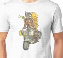Moto Cat Unisex T-Shirt