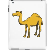 Cute camel iPad Case/Skin