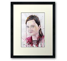 Jo Cox Framed Print