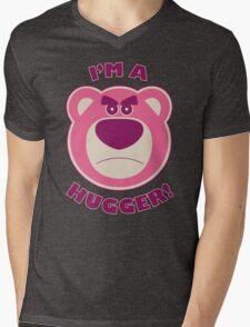 Toy Story Lotso Huggin Bear Mens V-Neck T-Shirt