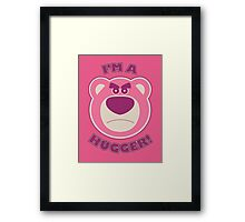 Toy Story Lotso Huggin Bear Framed Print