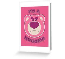 Toy Story Lotso Huggin Bear Greeting Card