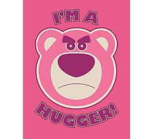 Toy Story Lotso Huggin Bear Photographic Print