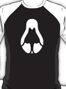 Stycil Tux (white) T-Shirt