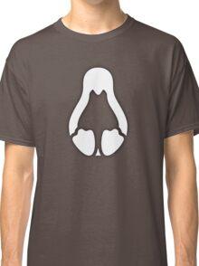 Stycil Tux (white) Classic T-Shirt