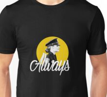Kate Beckett - Always Unisex T-Shirt