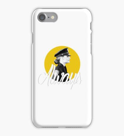 Kate Beckett - Always iPhone Case/Skin