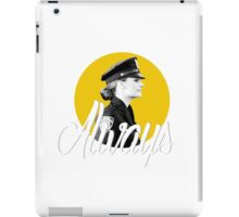 Kate Beckett - Always iPad Case/Skin