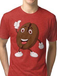 Funny coffee Tri-blend T-Shirt