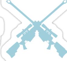 Sinon Hecate (Blue) Sticker