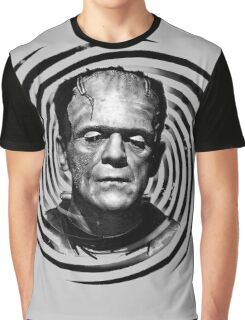 Classic Frankenstein Graphic T-Shirt