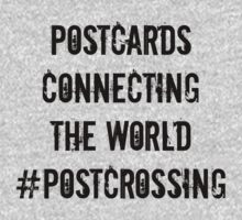 Postcards Connecting The World #Postcrossing Kids Clothes