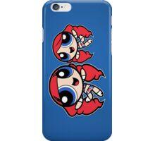 Twin Power iPhone Case/Skin