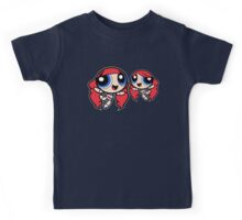 Twin Power Kids Tee