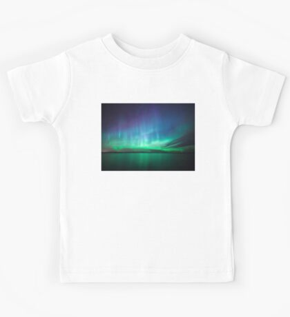 Beautiful northern lights Kids Clothes