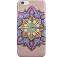 Mandala : Inner Strength  iPhone Case/Skin