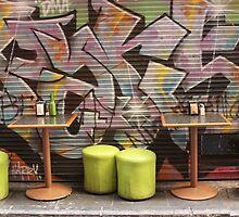 Empty seats by Karen Tregoning
