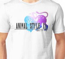 Animal Style Fantasy (White) Unisex T-Shirt
