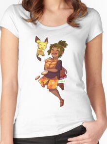 Malasada! Women's Fitted Scoop T-Shirt