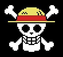 Straw Hat Flag by PioMateo