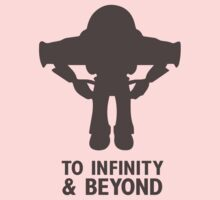 Buzz Lightyear: To Infinity & Beyond - Black Kids Clothes