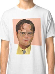 Dwight K Schrute (The Office) Classic T-Shirt