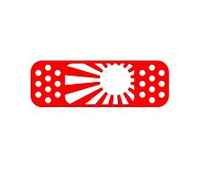 JDM Bandaid Sticker, T-shirt, Phone Case by fadouli