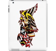 American Eagle Tattoo design iPad Case/Skin