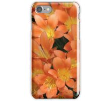 Clever Clivia iPhone Case/Skin