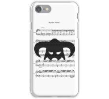 Skyrim Theme iPhone Case/Skin