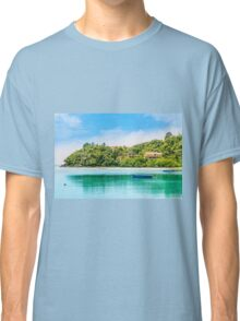 Tropical beach Classic T-Shirt