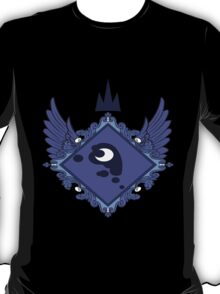 MLP - Princess Luna's Coat of Arms T-Shirt