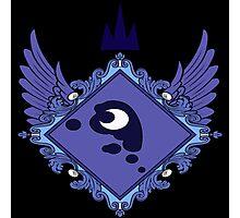 MLP - Princess Luna's Coat of Arms Photographic Print