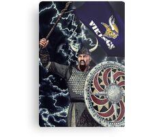 Viking Warrior 2 Metal Print