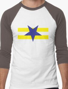Browncoat/ Independents Flag Men's Baseball ¾ T-Shirt