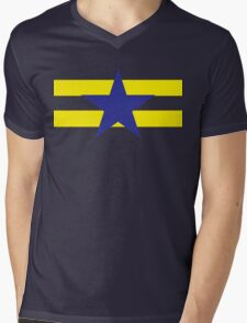 Browncoat/ Independents Flag Mens V-Neck T-Shirt