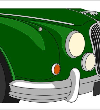 Mk II Jaguar Sticker