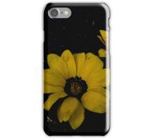 Dark Yellow iPhone Case/Skin