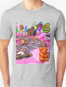 Pink Candyland Unisex T-Shirt