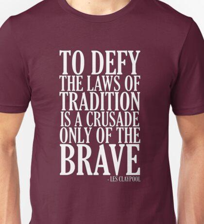 To Defy Unisex T-Shirt