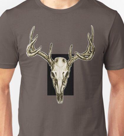 Stag Skull Unisex T-Shirt