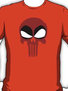 Deadpool Skull T-Shirt