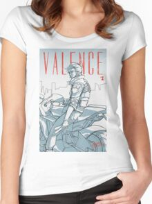 Valence Women's Fitted Scoop T-Shirt