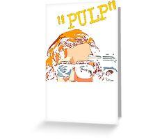 pulp Greeting Card