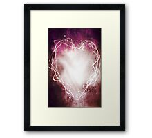 Amour Three Framed Print