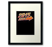 2015 Logo Framed Print